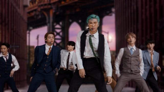 BTS Bocorkan Lagu Baru Berjudul Butter, Akan Rilis 21 Mei 2021 (188089)