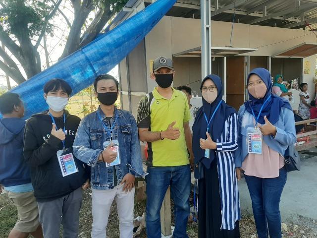 Mahasiswa UMM Rayakan HUT Republik Indonesia ke- 75 dengan Lomba Memancing (284976)
