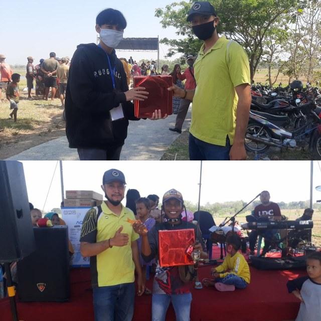 Mahasiswa UMM Rayakan HUT Republik Indonesia ke- 75 dengan Lomba Memancing (284977)