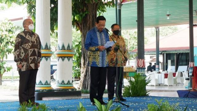 Sewindu UU Keistimewaan DIY, Sultan HB X Ingatkan SKPD Jangan Antikritik (159785)