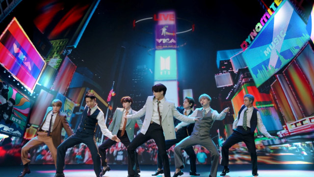 BTS Rajai Billboard Hot 100 Lewat Lagu Dynamite (86247)