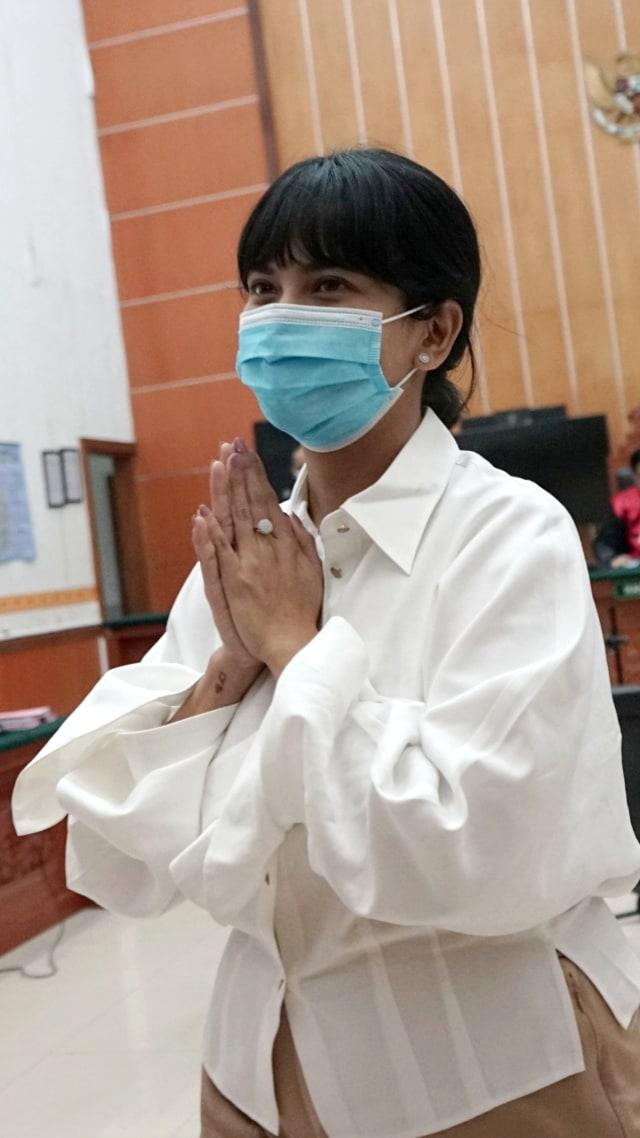 Vanessa Angel Kecewa Sidangnya Ditunda (71976)