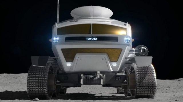 Lunar Cruiser, Kendaraan Toyota Pertama yang Siap Menjelajah Bulan (93621)