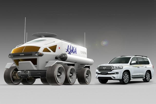 Lunar Cruiser, Kendaraan Toyota Pertama yang Siap Menjelajah Bulan (93622)