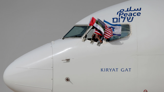 5 Negara Mayoritas Islam dan Arab yang Melembek Punya Hubungan dengan Israel (203693)