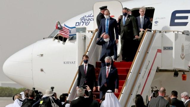 Oman Sambut Baik Normalisasi Hubungan Bahrain dan Israel (325172)