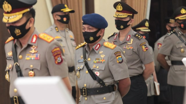 Irjen Pol Abdul Rakhman Baso Resmi Jabat Kapolda Sulteng (144)