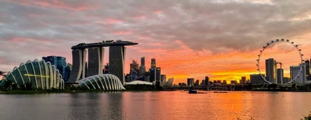 5 Spot Mengejar Sunset di Singapura (39018)