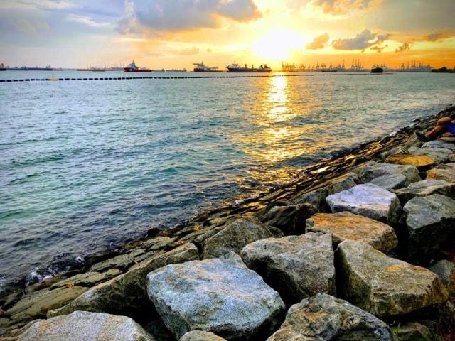 5 Spot Mengejar Sunset di Singapura (39021)