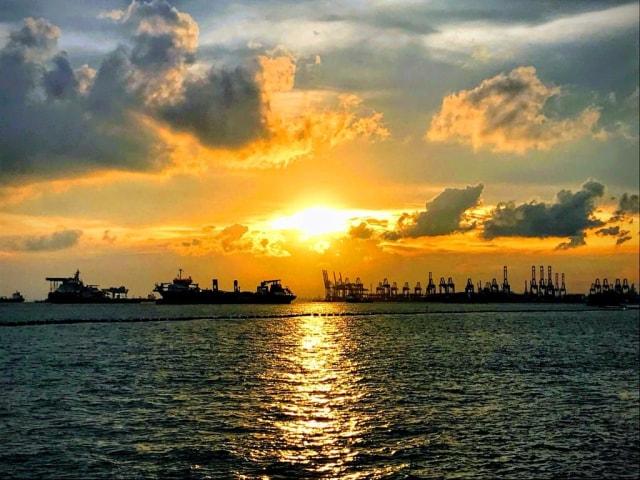 5 Spot Mengejar Sunset di Singapura (39022)