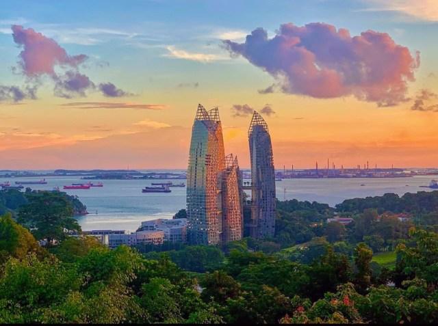 5 Spot Mengejar Sunset di Singapura (39023)