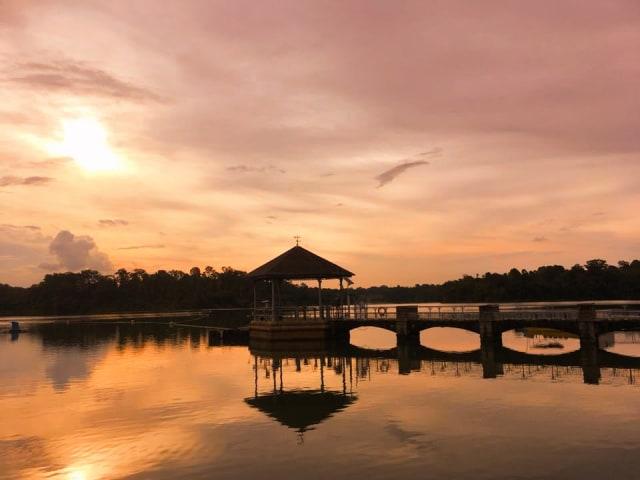 5 Spot Mengejar Sunset di Singapura (39025)