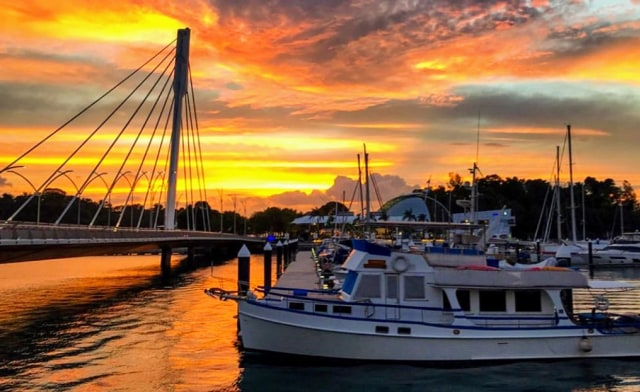 5 Spot Mengejar Sunset di Singapura (39026)