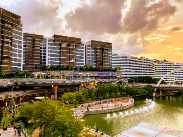 5 Spot Mengejar Sunset di Singapura (39019)