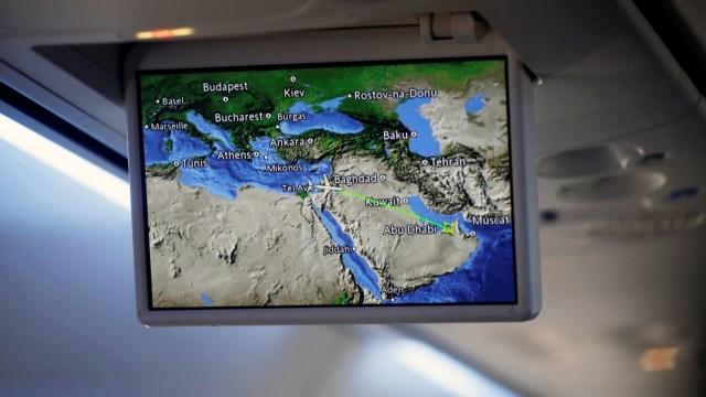 Arab Saudi dan Bahrain Izinkan Penerbangan UEA-Israel Lewat Wilayah Udaranya (129386)