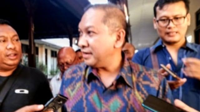 Eks Kepala BPN Badung Tak Digeledah Saat Masuk Kejati Bali, Diduga Ada Kelalaian (115840)