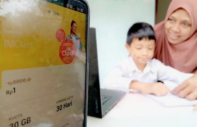 Ada Paket Internet Indosat IMClass 30 GB Harga Rp 1 Perak, Ini Cara Belinya (11126)