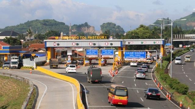 Ini Daftar Keluar Gerbang Tol di Pulau Jawa yang Ditutup Selama PPKM Darurat (8779)