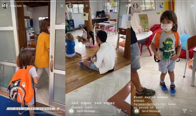 Usai Bertemu Richard Kyle di Bali, Jessica Iskandar Posting Video Sedang Nangis (140079)