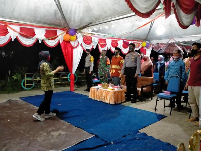 Tim Pengembang Suku Tidung Nunukan Peringati HUT RI Ke-75 dengan Gembira  (167033)