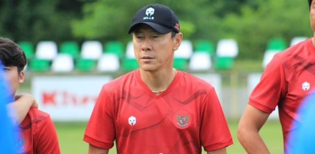 Timnas U-19 Dibantai Kroasia, Ini Kata Shin Tae-yong (36684)
