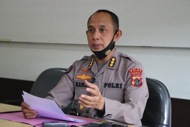 Wakapolda dan 7 Perwira di Polda Papua Dapat Promosi Jabatan (76067)