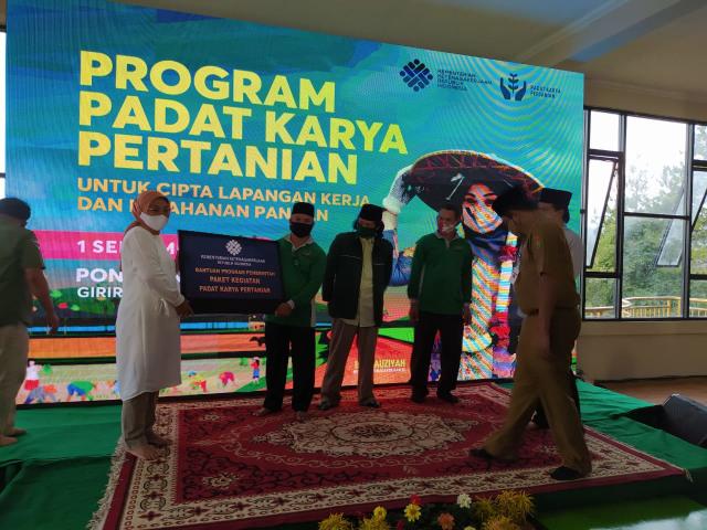 Menaker Sebut 3,5 Juta Orang di Indonesia Kena PHK Akibat Pandemi COVID-19 (86140)