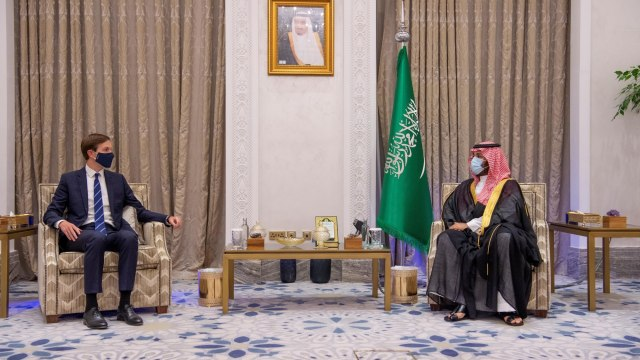 Arab Saudi dan Bahrain Izinkan Penerbangan UEA-Israel Lewat Wilayah Udaranya (129385)