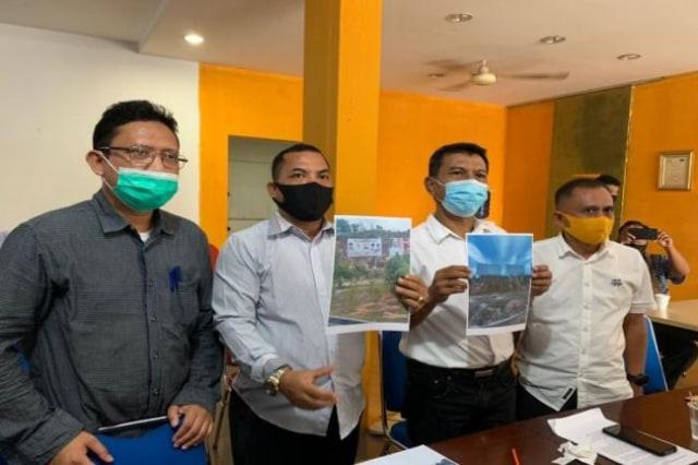 Baliho dan Spanduk INSANI Dirusak PKS Lapor Polisi (108495)