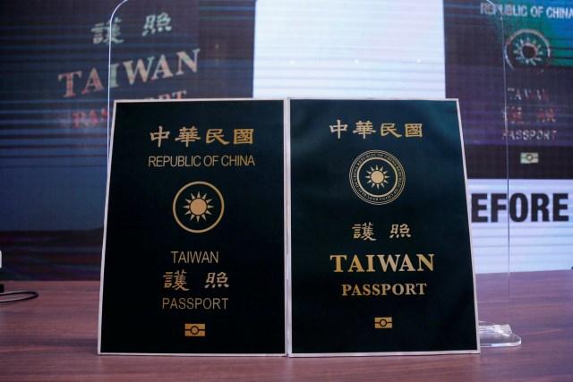 Resmi, Taiwan Akan Luncurkan Paspor Baru Pada Januari 2021 (243233)