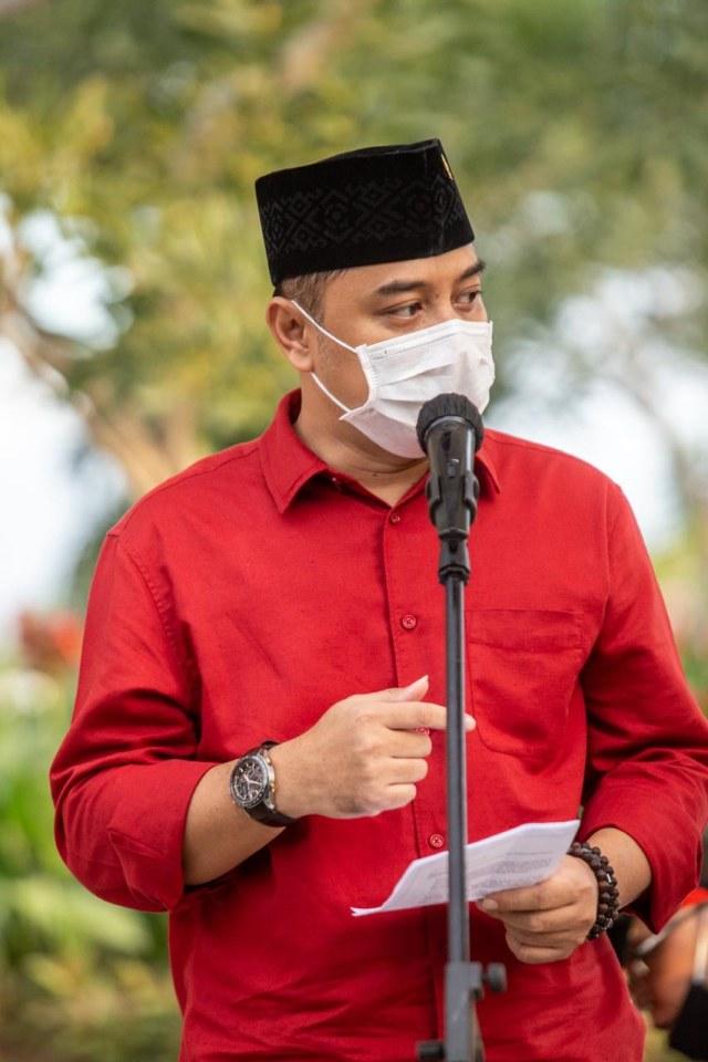 Alasan PDIP Usung Eri Cahyadi dan Armuji di Pilwalkot Surabaya (79206)
