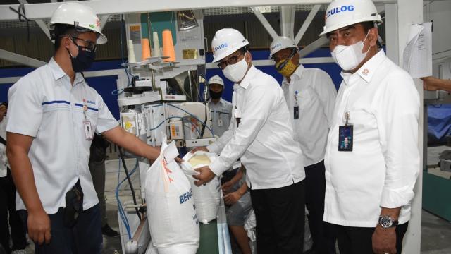 Bulog Investasi Rp 200 Miliar Bangun Pabrik Pengolahan Hasil Pertanian (82742)