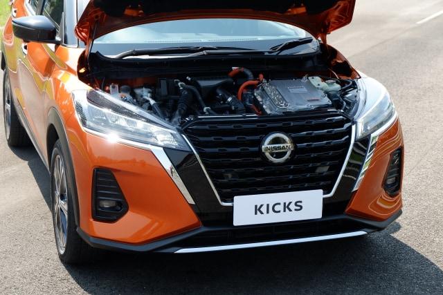 Foto: Nissan Kicks e-Power, Mobil Hybrid Termurah Saat Ini di Indonesia (60715)
