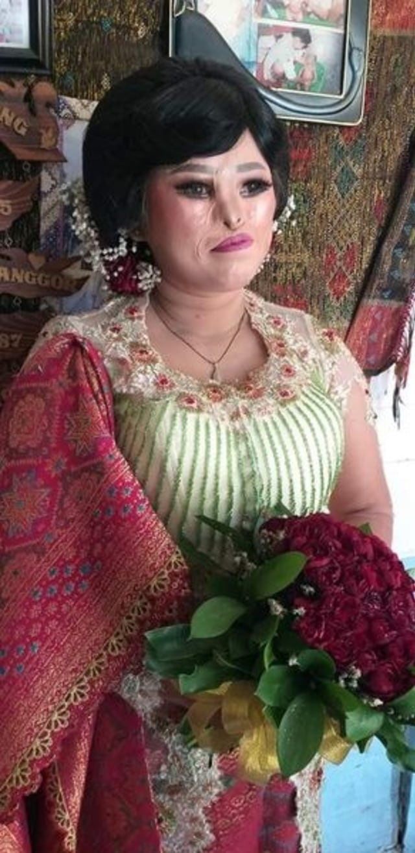 Viral Pernikahan Sortalina di Samosir, Ketika Cinta Tak Memandang Fisik (1)