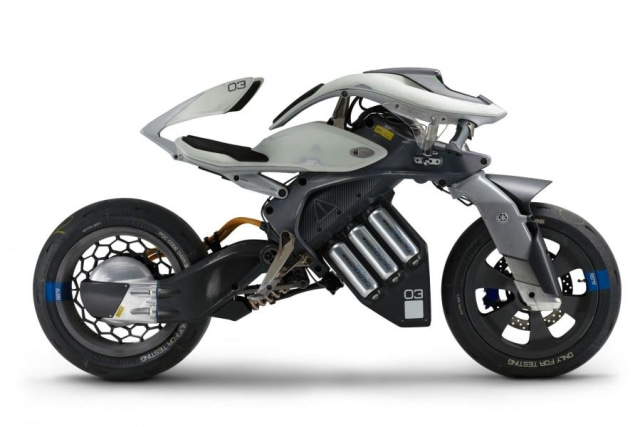 Sepeda Motor Anti Jatuh Milik Yamaha, Begini Wujudnya (309152)