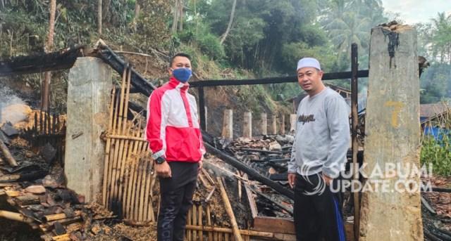 Kandang Ayam Milik Ketua Apdesi Sukabumi Kembali Terbakar (253534)