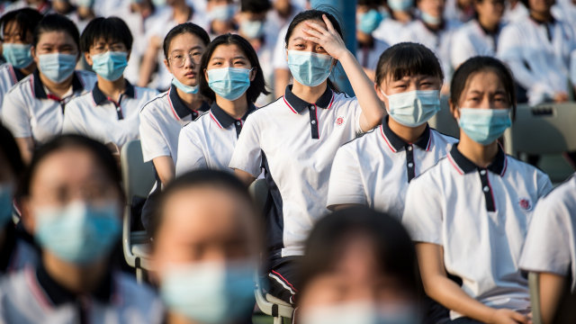Warga Wuhan dan Beijing Bisa Pesan Vaksin Corona Sinopharm Secara Daring (368812)