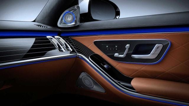 Mercedes-Benz S-Class Tercanggih Resmi Meluncur, Sudah Otonomos Level 3 (156104)