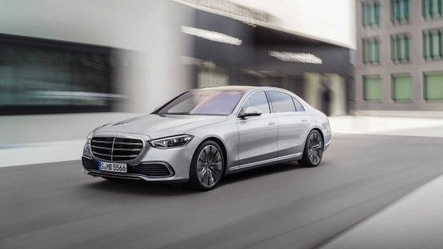 Mercedes-Benz S-Class Tercanggih Resmi Meluncur, Sudah Otonomos Level 3 (156108)
