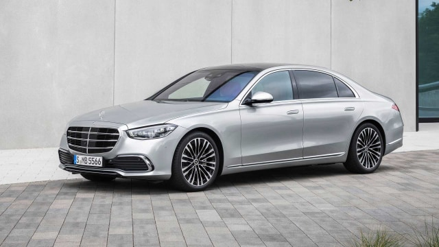 Mercedes-Benz S-Class Tercanggih Resmi Meluncur, Sudah Otonomos Level 3 (74051)