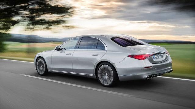 Mercedes-Benz S-Class Tercanggih Resmi Meluncur, Sudah Otonomos Level 3 (156107)