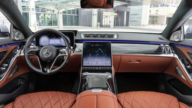 Mercedes-Benz S-Class Tercanggih Resmi Meluncur, Sudah Otonomos Level 3 (156100)