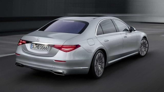 Mercedes-Benz S-Class Tercanggih Resmi Meluncur, Sudah Otonomos Level 3 (156109)