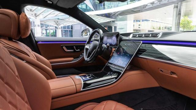 Bocoran Mobil Baru Mercedes-Benz di 2021, Ada S-Class hingga 3 Mobil Listrik (17230)