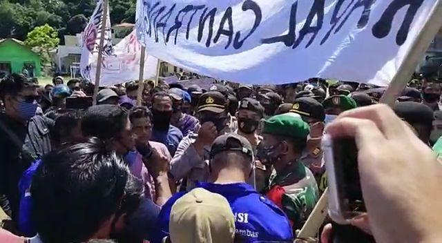 Aktivitas Kapal Cantrang dan Kapal Asing Meresahkan, Nelayan di Anambas Demo (264420)
