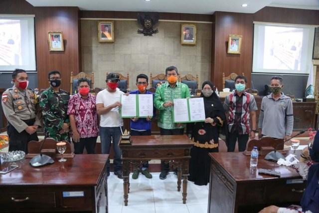 Aktivitas Kapal Cantrang dan Kapal Asing Meresahkan, Nelayan di Anambas Demo (264421)