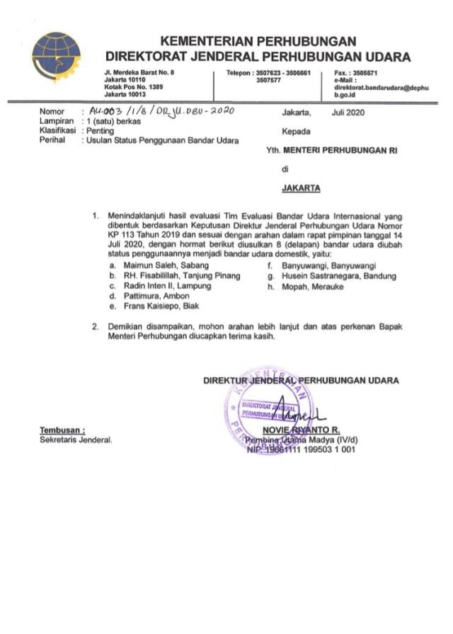 Respons Bandara Husein Sastranegara Bandung soal Usulan Jadi Bandara Domestik (83241)