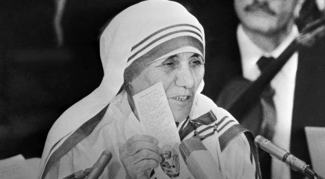 Mengenang 23 Tahun Berpulangnya Bunda Teresa (210107)