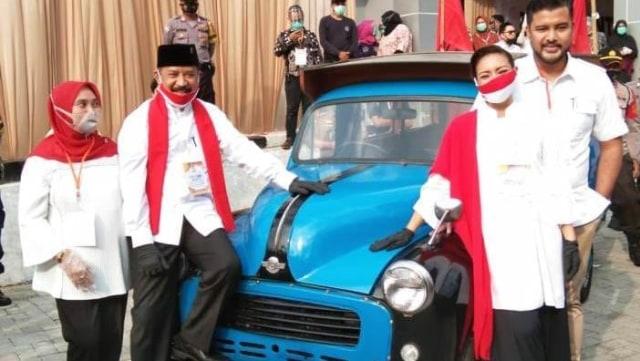 Cegah Klaster Corona Pilkada, Rahayu Saraswati Optimalkan Kampanye Online (6228)