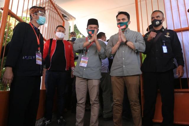 Dadang Supriatna-Sahrul Gunawan Akan Ditetapkan sebagai Pemenang Pilbup Bandung (81816)